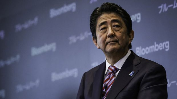 Negative rates are providing Shinzo Abe an incentive to pile on even more debt.