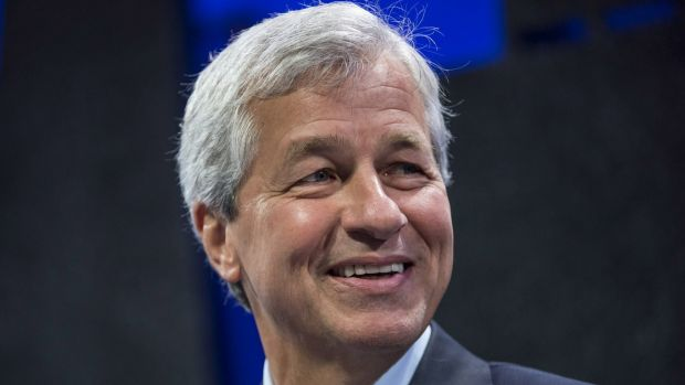 JPMorgan Chase chief executive Jamie Dimon.