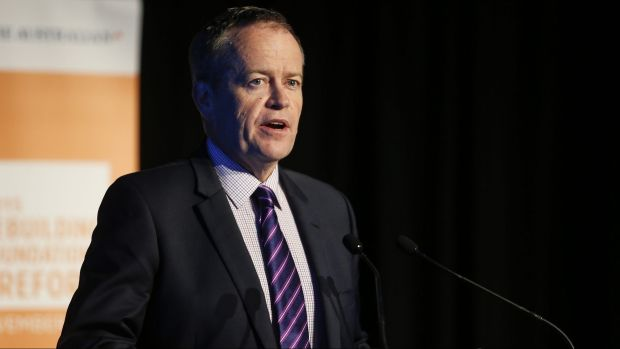 "Bill Shorten ""was always motivated to secure the best possible working conditions and hours of work for employees and ..."