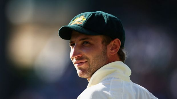 Sad loss: Phillip Hughes died two days after being hit on the head by a bouncer.