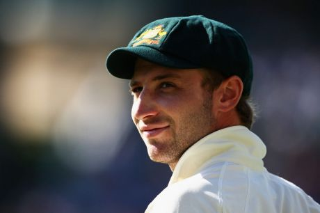 Opponents and Phillip Hughes' batting partner said they could remember no sledging of Hughes the day he was hit.