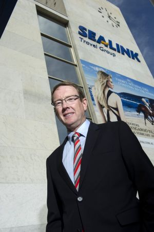 Sealink chief executive Jeff Ellison wants the Opal system extended to private ferry operators.