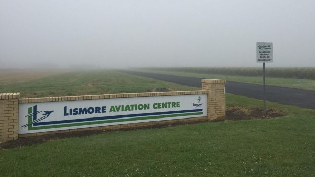 The fog in Lismore that paramedics say is putting patients at risk.