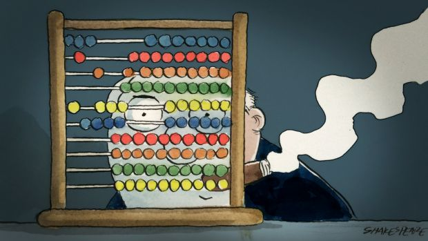 Counting the budget's consequences: There will be less money flowing into pension savings, self-managed super funds and ...