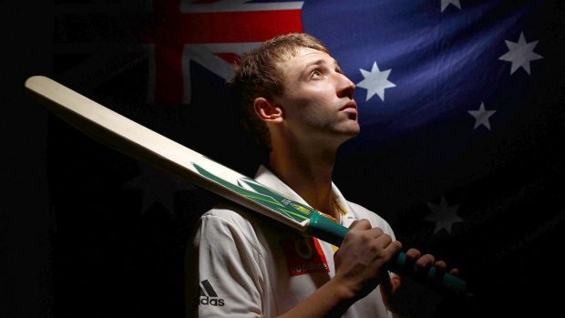 Tribute: Urthboy's <em>Nambucca Boy</em> is dedicated to the family of Phillip Hughes.