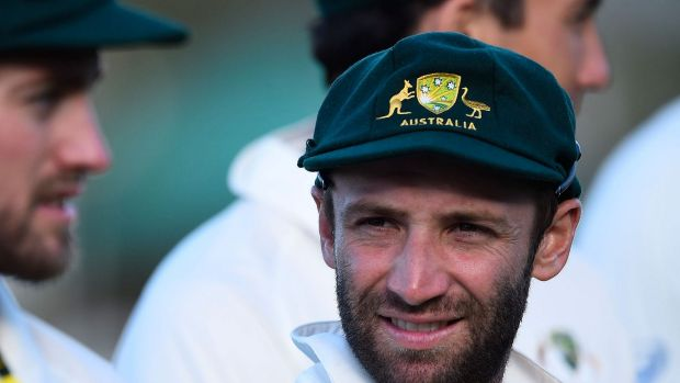 Phil Hughes who was killed by a bouncer during a Sheffield Shield game.
