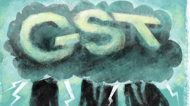 The GST has clouded our judgment.
