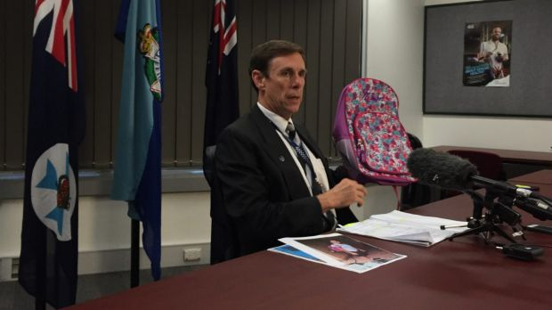 Detective Superintendent Dave Hutchinson said the appeal to find Tiahleigh's pink backpack remains ongoing.