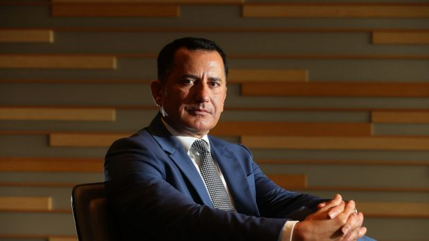 Chief executive of Westpac's consumer bank, George Frazis, says the lender is seeing few signs of stress in the ...