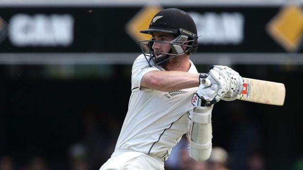 Kia ora: New Zealand's Kane Williamson has been in majestic form of late.