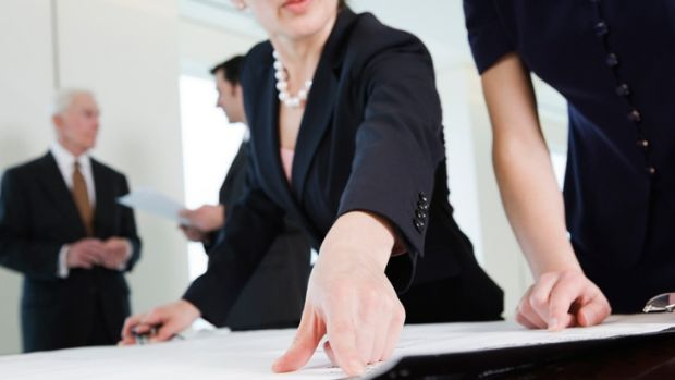 Women on company boards ask the hard questions when awarding CEO salaries.
