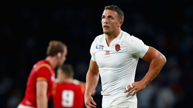 All Stars doubt: Dual international Sam Burgess is unlikely to play next month.