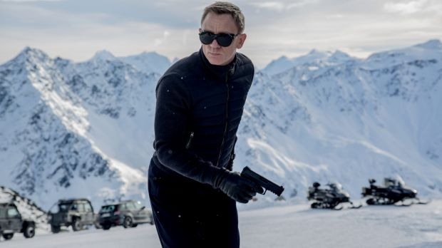 <i>Spectre</i>, the latest James Bond film, is expected to be downloaded a million times in the days following its ...