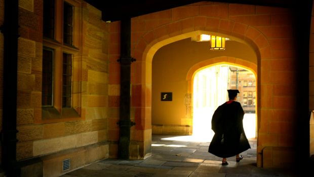 The University of Sydney approached potential donors with its Inspired pitch.