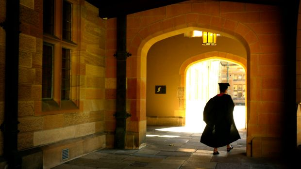 At the gateway between school and university, the ATAR determines the order in which people pass through.