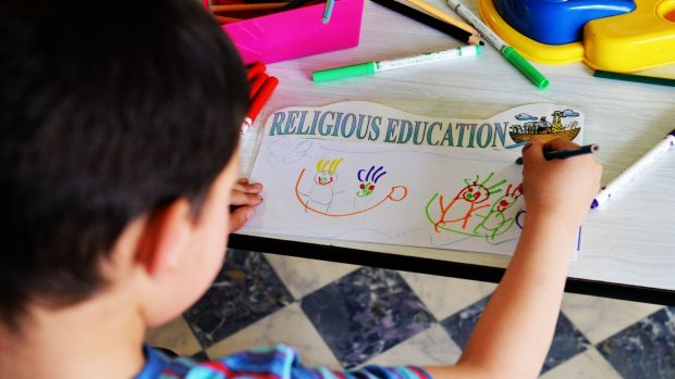 Many Victorian schools have dropped special religious instruction due to government changes that prohibit teaching the ...