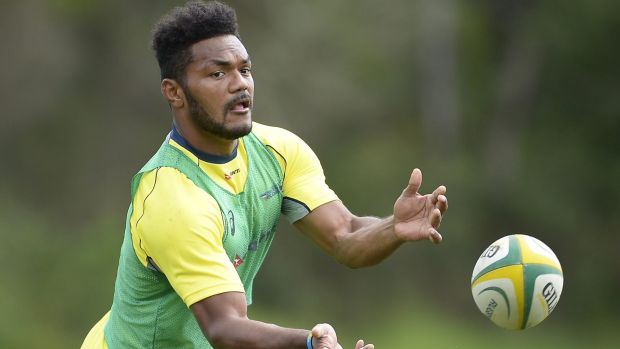 Henry Speight will go from the World Cup to an Olympic Games bid when he joins the Australian sevens team in New Zealand.
