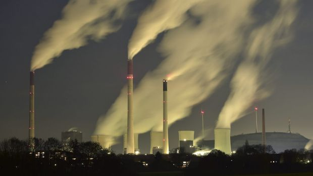 Australia's carbon emissions are among the highest on a per capita basis.