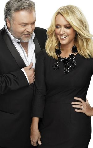 Back on top ... KIIS 1065 is once again in pole position in the Sydney FM market.