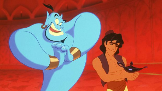 Disney will not be able to make another <i>Aladdin</i> film using Robin Williams' voice until 2039.