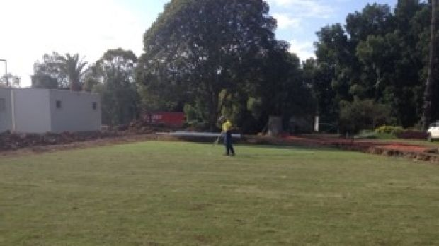 Grass-Cel's project at New South Wales' Rookwood Cemetery.