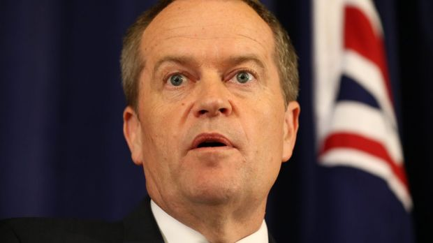 Opposition Leader Bill Shorten's future may well be taken be out of his hands.