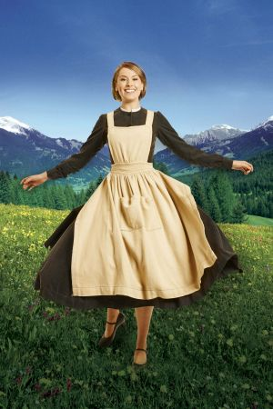 The Sound of Music returns with Amy Lehpamer stepping into the role of Maria alongside Cameron Daddo as Captain von ...