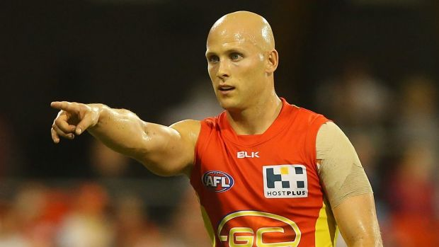 Gold Coast star Gary Ablett.