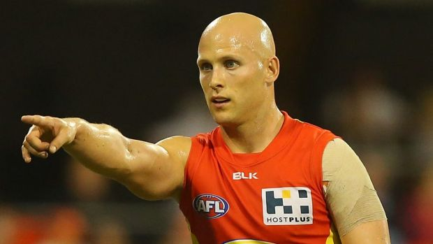 Gary Ablett: Gold Coast's important leader.