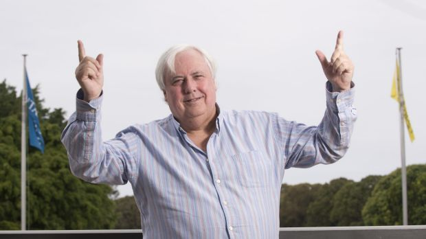 Earlier this month 237 employees at Clive Palmer's Queensland Nickel were sacked, and it has also emerged the company ...