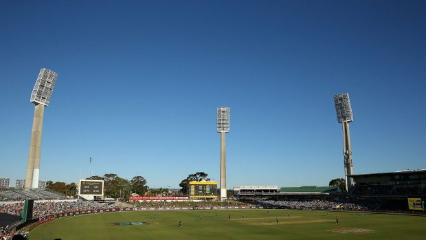 No guarantees: The WACA Ground is under scrutiny.