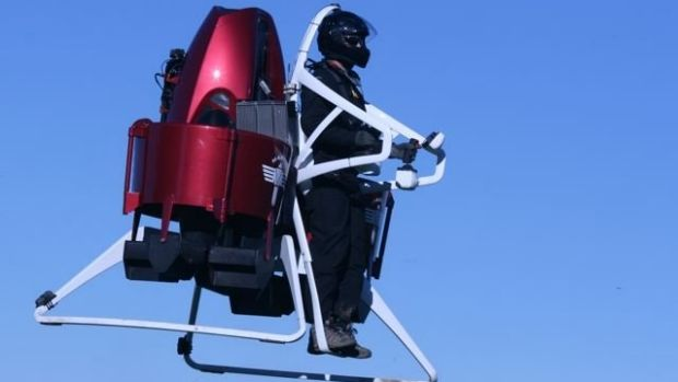 New Zealand company Martin Aircraft Co also claims to have made a jetpack, although it is not jet-powered and stretches ...