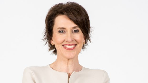 Virginia Trioli is reportedly one of ABC's highest paid presenters.