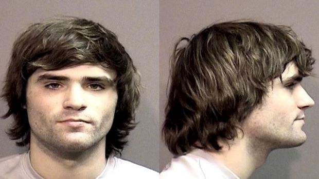 Hunter Park, 19, arrested for making death threats on social media against students at the University of Missouri.