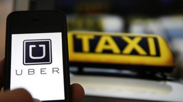 Taxi Council Queensland is spending big to fight Uber.