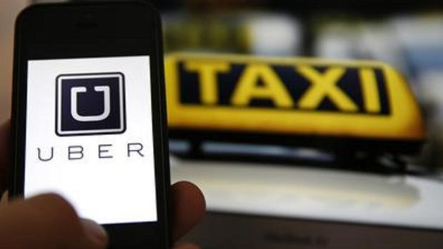 Uber says it provides income and employment opportunities for those who cannot find work or are between jobs.
