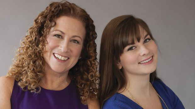 Mother and daughter authors, Jodi Picoult and Samantha Van Leer