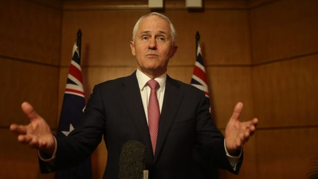 Prime Minister Malcolm Turnbull may have a historic opportunity to enact wider tax reform.