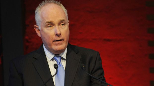 Treasury Wine chief executive Mike Clarke has led a strong revival of the wine group which makes Penfolds, Wolf Blass ...