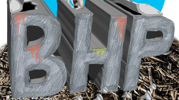 Investors are worried about a potential BHP equity raising.