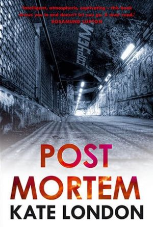 <i>Post Mortem</i> by Kate London.
