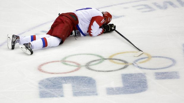 Rinking feeling: Ice hockey is fun, expensive and injurious.