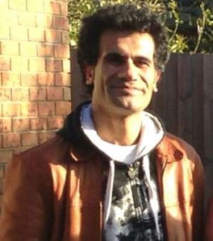Iranian Kurdish asylum seeker Fazel Chegeni. The body of Fazel Chegeni was found on Sunday after he escaped from the ...