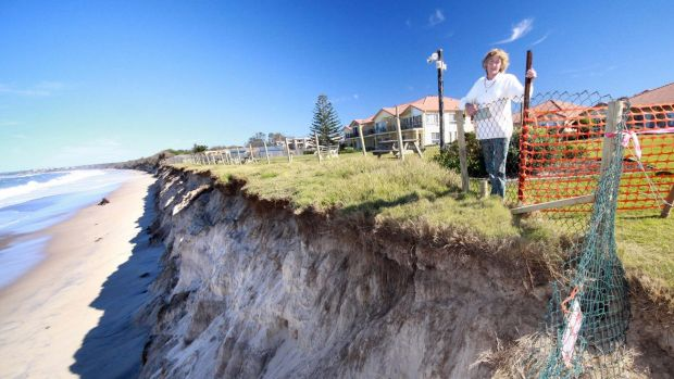 Coasts are dynamic - and likely to become more so - and the planning laws must keep up, the NSW government says.