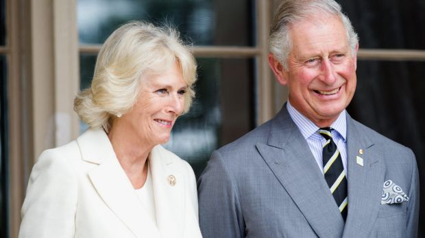 Camilla talked in Adelaide about family violence during the the royal couple's 2015 Australia tour.