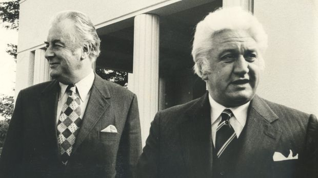 sir john kerr whitlam dismissal essay Act iii: the dismissal  whitlam phones sir john:  whitlam phoned sir john kerr on his private line and asked to see him before the house of representatives sat.