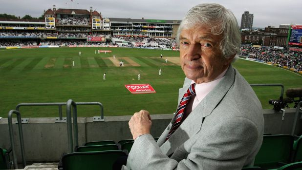 Honoured: Richie Benaud.