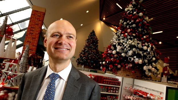 Myer CEO Richard Umbers has overseen major changes since taking over from Bernie Brookes a year ago.