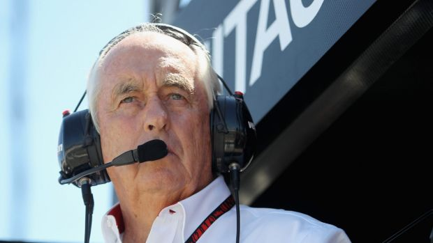 Looking ahead: Team owner Roger Penske is hoping to convince Ford to return to V8 Supercars.
