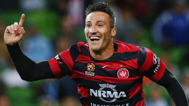 Under-performer: Import Frederico Piovaccari is on the outer at the Wanderers.
